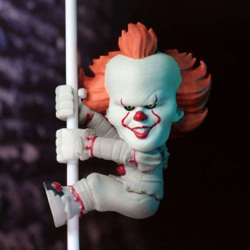"SCALERS - IT 2017 PENNYWISE 2"" CHARACTER FROM NECA"