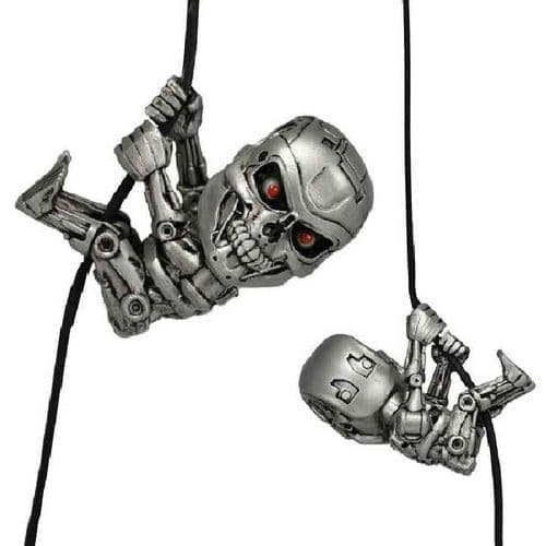 "SCALERS - TERMINATOR GENISYS ENDOSKELETON 2"" CHARACTER FROM NECA"