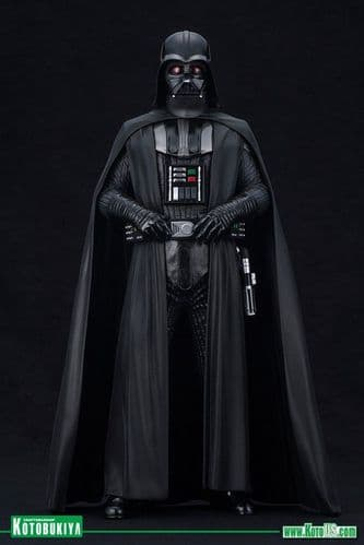 STAR WARS: A NEW HOPE DARTH VADER ARTFX STATUE FROM KOTOBUKIYA