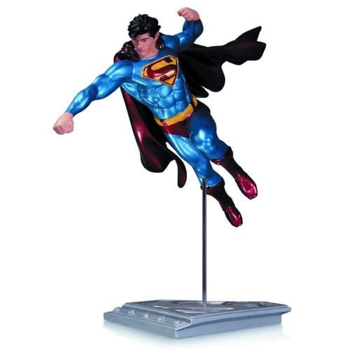 SUPERMAN MAN OF STEEL STATUE BY SHANE DAVIS FROM DC COLLECTIBLES