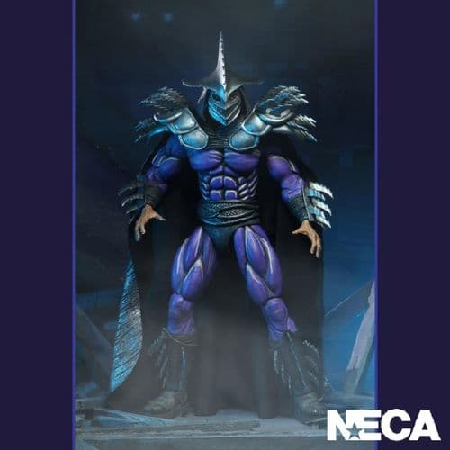 TEENAGE MUTANT NINJA TURTLES 2 SECRET OF THE OOZE SUPER SHREDDER ACTION FIGURE FROM NECA
