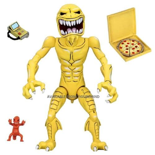TEENAGE MUTANT NINJA TURTLES CARTOON SERIES PIZZA MONSTER PACK FROM NECA