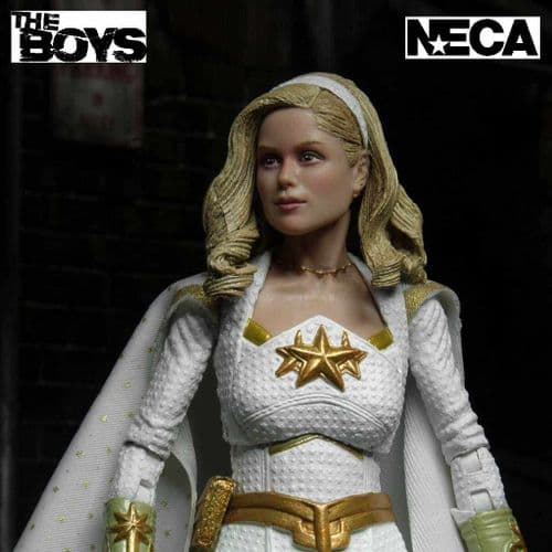 THE BOYS ULTIMATE STARLIGHT 7 INCH SCALE ACTION FIGURE FROM NECA