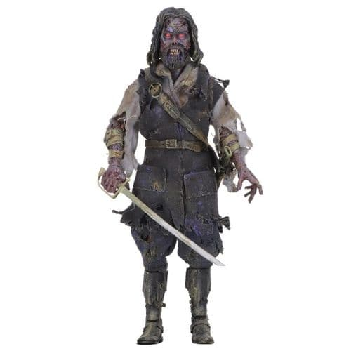 "THE FOG CAPTAIN BLAKE 8"" CLOTHED ACTION FIGURE FROM NECA"