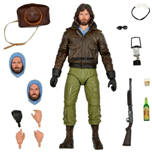 THE THING MACREADY (OUTPOST 31) ULTIMATE 7 INCH SCALE ACTION FIGURE FROM NECA