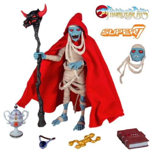 THUNDERCATS ULTIMATE MUMM-RA ACTION FIGURE FROM SUPER7