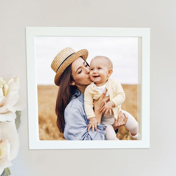 Square Wall Art Photo Frame