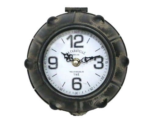 22cm Grenade Reproduction Clock