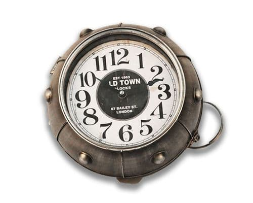 30cm Grenade Reproduction Clock