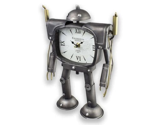 36cm Robot Desk Top Clock