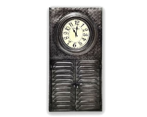 84cm Clock & Door Opening Key Board