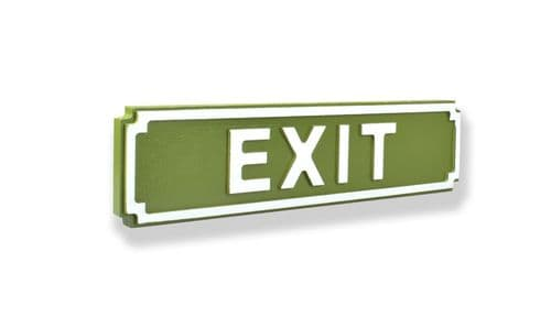 Exit New Shape