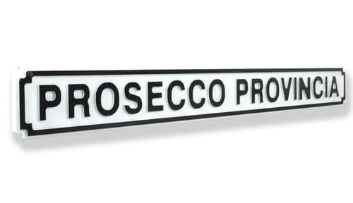 Prosecco Provincia New Shape Clean White