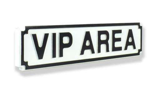 VIP Area New Shape Clean White